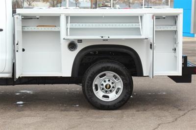 2019 Silverado 2500 Double Cab 4x2, Monroe MSS II Service Body #900371 - photo 10