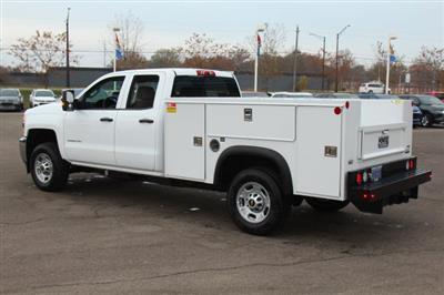 2019 Silverado 2500 Double Cab 4x2, Monroe MSS II Service Body #900371 - photo 2