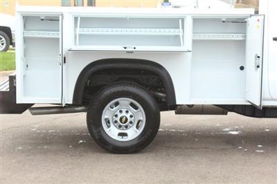 2019 Silverado 2500 Double Cab 4x2, Monroe MSS II Service Body #900371 - photo 8