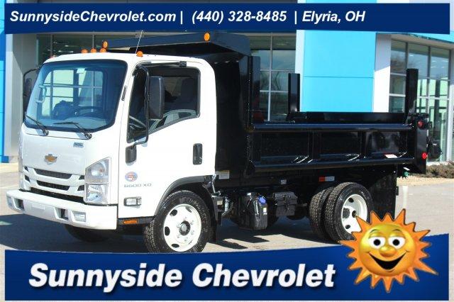 2020 Chevrolet LCF 5500XD Regular Cab 4x2, Galion Dump Body #900395 - photo 1
