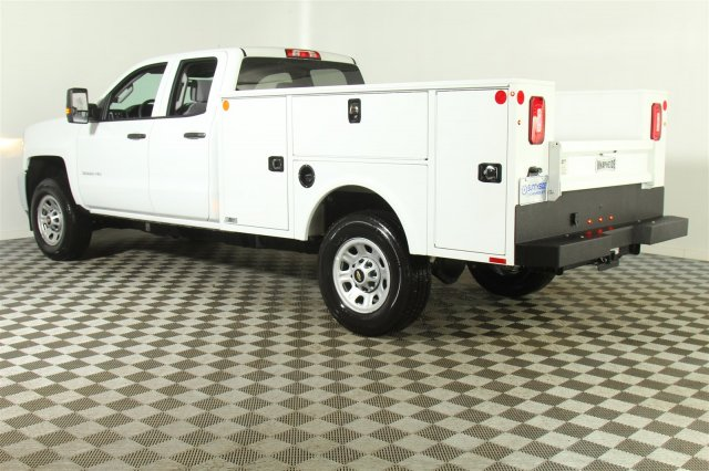 2019 Silverado 2500 Double Cab 4x4, Knapheide Service Body #900399 - photo 1