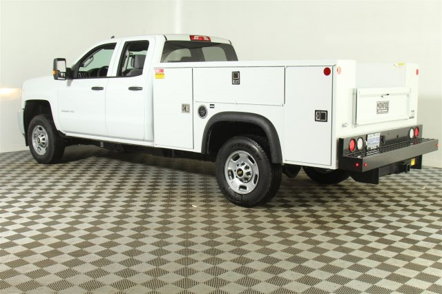 2019 Silverado 2500 Double Cab 4x2, Monroe Service Body #900411 - photo 1