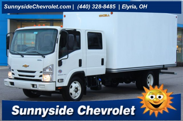 2019 LCF 5500XD Crew Cab 4x2, Unicell Dry Freight #900426 - photo 1