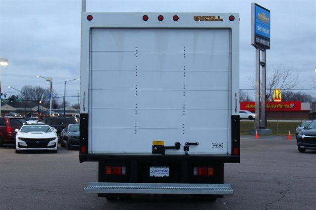2019 LCF 5500XD Crew Cab 4x2, Unicell Dry Freight #900426 - photo 6