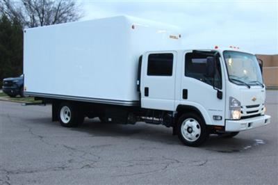 2019 LCF 5500XD Crew Cab 4x2, Unicell Dry Freight #900426 - photo 4