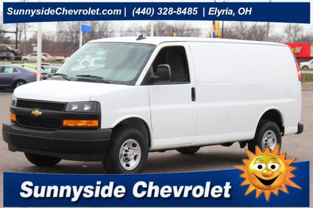 2020 Chevrolet Express 2500 4x2, Adrian Steel Empty Cargo Van #900666 - photo 1