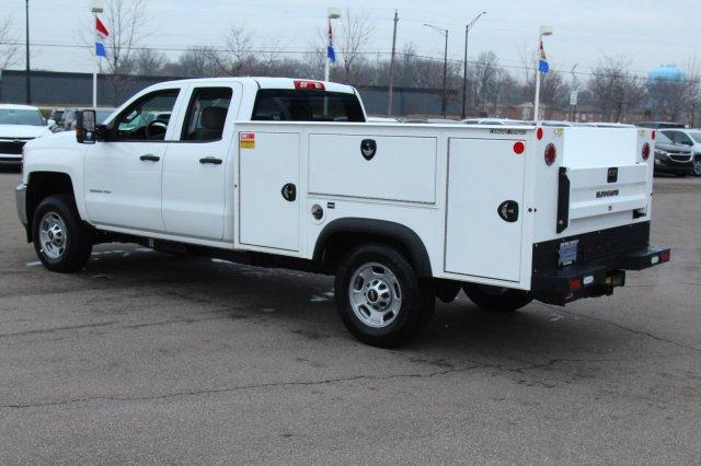 2019 Chevrolet Silverado 2500 Double Cab 4x2, Monroe Service Body #900668 - photo 1