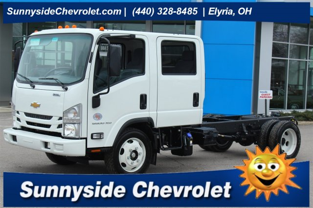 2020 Chevrolet LCF 5500XD Crew Cab 4x2, Cab Chassis #900692 - photo 1