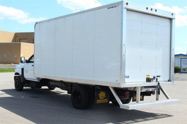 2019 Chevrolet Silverado 5500 Regular Cab DRW 4x2, Duramag Dry Freight #900716 - photo 1