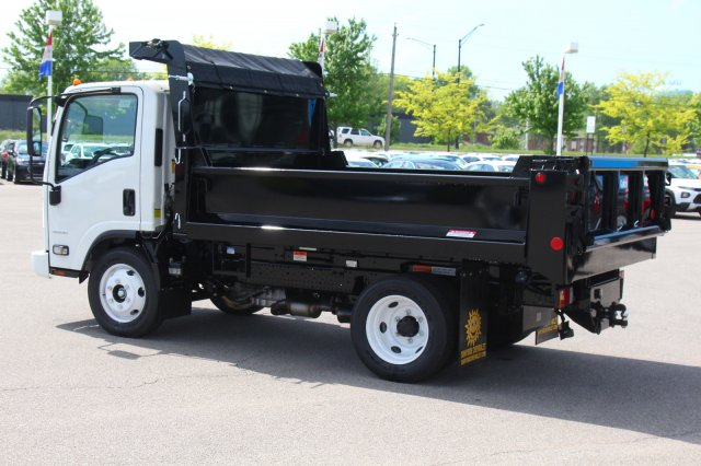 2020 Chevrolet LCF 4500 Regular Cab RWD, Galion Dump Body #900733 - photo 1