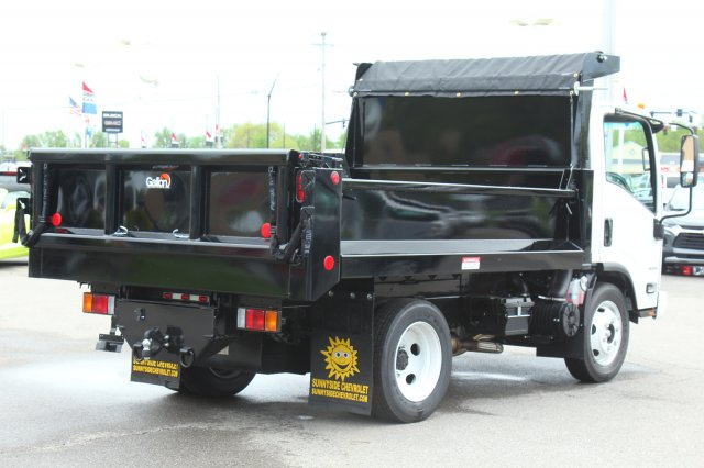 2020 Chevrolet LCF 4500 Regular Cab RWD, Galion 100U Dump Body #900734 - photo 3