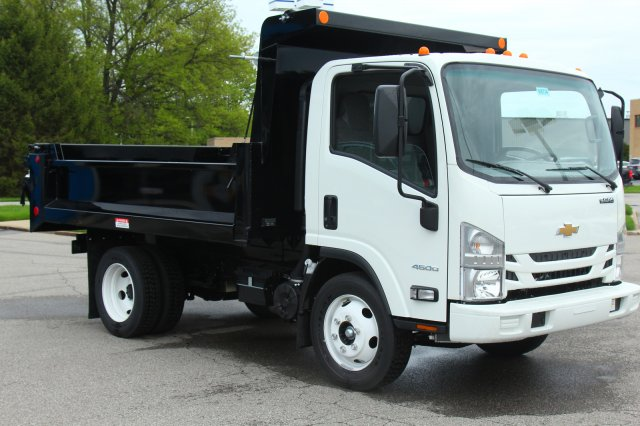 2020 Chevrolet LCF 4500 Regular Cab RWD, Galion 100U Dump Body #900734 - photo 7