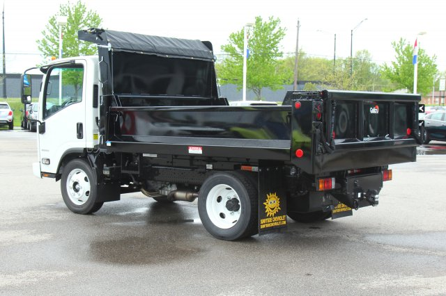 2020 Chevrolet LCF 4500 Regular Cab RWD, Galion Dump Body #900734 - photo 1