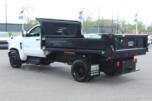 2020 Chevrolet Silverado 5500 Regular Cab DRW RWD, Monroe Dump Body #900742 - photo 1