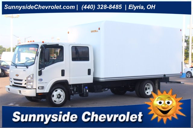 2020 Chevrolet LCF 5500XD Crew Cab 4x2, Unicell Dry Freight #900774 - photo 1