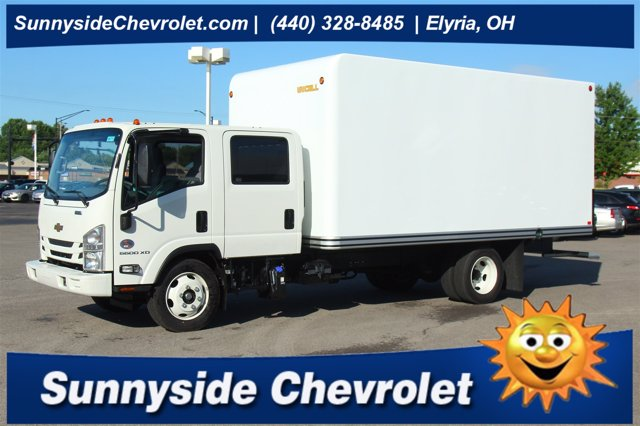 2020 Chevrolet LCF 5500XD Crew Cab RWD, Unicell Dry Freight #900775 - photo 1