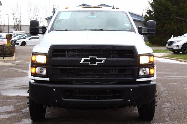 2020 Chevrolet Silverado 5500 Regular Cab DRW 4x2, Knapheide Steel Service Body Crane Body #900842 - photo 4