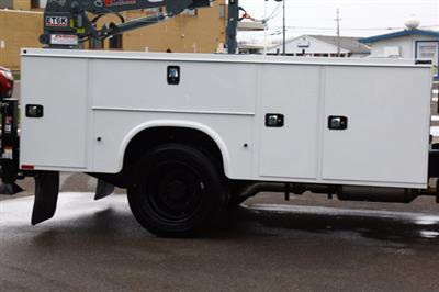 2020 Chevrolet Silverado 5500 Regular Cab DRW 4x2, Knapheide Steel Service Body Crane Body #900842 - photo 16