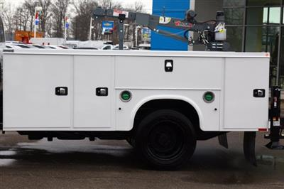 2020 Chevrolet Silverado 5500 Regular Cab DRW 4x2, Knapheide Steel Service Body Crane Body #900842 - photo 19