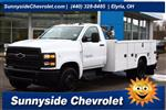 2020 Chevrolet Silverado 5500 Regular Cab DRW 4x2, Knapheide Steel Service Body Crane Body #900842 - photo 1