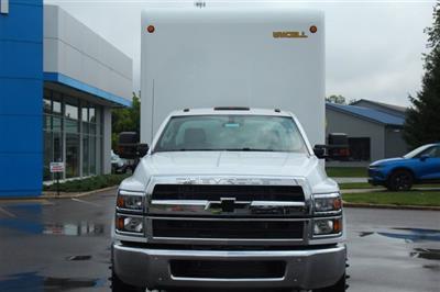 2020 Chevrolet Silverado 5500 Regular Cab DRW 4x2, Unicell Dry Freight #900919 - photo 3