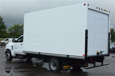 2020 Chevrolet Silverado 5500 Regular Cab DRW 4x2, Unicell Dry Freight #900919 - photo 2