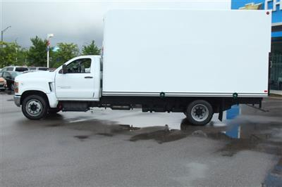 2020 Chevrolet Silverado 5500 Regular Cab DRW 4x2, Unicell Dry Freight #900919 - photo 8