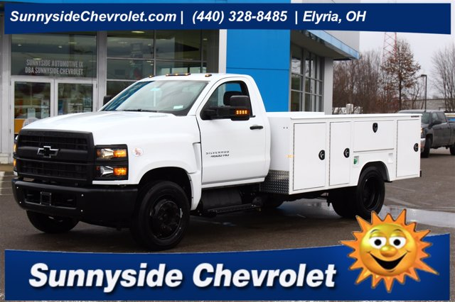 2020 Chevrolet Silverado 4500 Regular Cab DRW 4x2, Duramag Service Body #900971 - photo 1