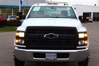 2020 Chevrolet Silverado 4500 Regular Cab DRW 4x2, Monroe Tow 'N Haul Gooseneck Platform Body #900972 - photo 3