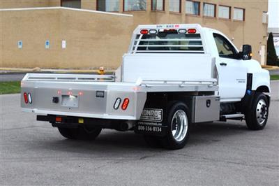 2020 Chevrolet Silverado 4500 Regular Cab DRW 4x2, Monroe Tow 'N Haul Gooseneck Platform Body #900972 - photo 4