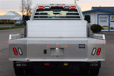 2020 Chevrolet Silverado 4500 Regular Cab DRW 4x2, Monroe Tow 'N Haul Gooseneck Platform Body #900972 - photo 6