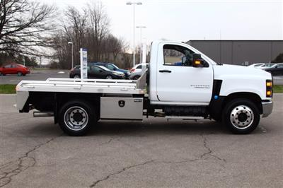 2020 Chevrolet Silverado 4500 Regular Cab DRW 4x2, Monroe Tow 'N Haul Gooseneck Platform Body #900972 - photo 10