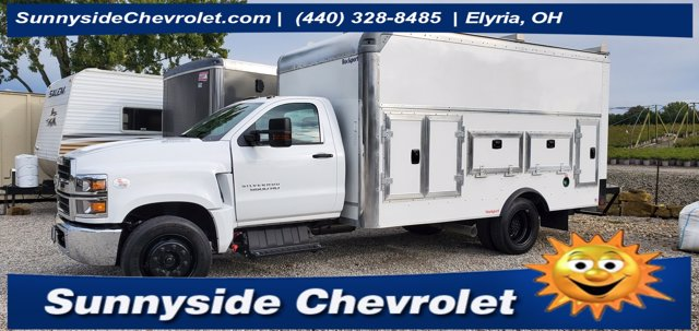 2020 Chevrolet Silverado 5500 Regular Cab DRW 4x2, Rockport Service Utility Van #901008 - photo 1