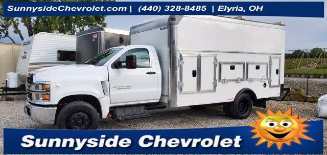 2020 Chevrolet Silverado 5500 Regular Cab DRW 4x2, Rockport Service Utility Van #901008 - photo 1
