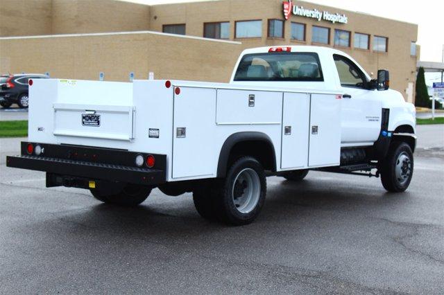 2020 Chevrolet Silverado 5500 Regular Cab DRW 4x4, Monroe Service Body #901109 - photo 1