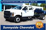 2020 Silverado 5500 Crew Cab DRW 4x2,  Cab Chassis #901111 - photo 1
