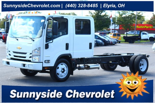 2020 Chevrolet LCF 4500 Crew Cab DRW 4x2, Cab Chassis #901114 - photo 1