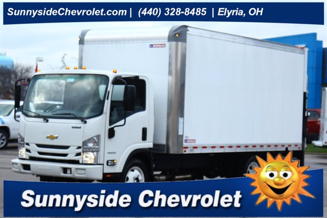 2019 Chevrolet LCF 4500 Regular Cab DRW 4x2, Morgan Dry Freight #901154 - photo 1