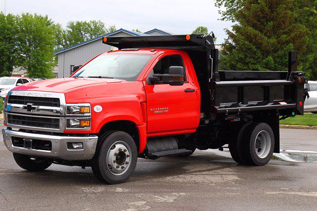 2020 Chevrolet Silverado 5500 Regular Cab DRW 4x2, Galion Dump Body #901214 - photo 1