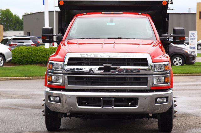 2020 Chevrolet Silverado 5500 Regular Cab DRW 4x2, Galion 100U Dump Body #901214 - photo 3