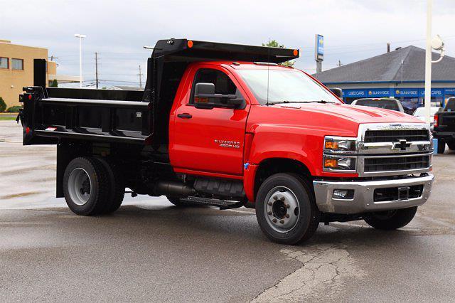 2020 Chevrolet Silverado 5500 Regular Cab DRW 4x2, Galion 100U Dump Body #901214 - photo 5