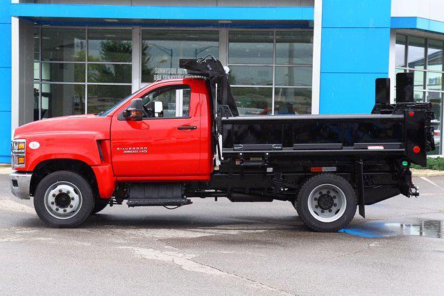 2020 Chevrolet Silverado 5500 Regular Cab DRW 4x2, Galion 100U Dump Body #901214 - photo 10