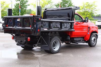 2020 Chevrolet Silverado 5500 Regular Cab DRW 4x2, Galion 100U Dump Body #901214 - photo 4