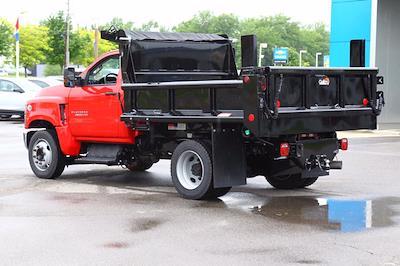 2020 Chevrolet Silverado 5500 Regular Cab DRW 4x2, Galion 100U Dump Body #901214 - photo 2