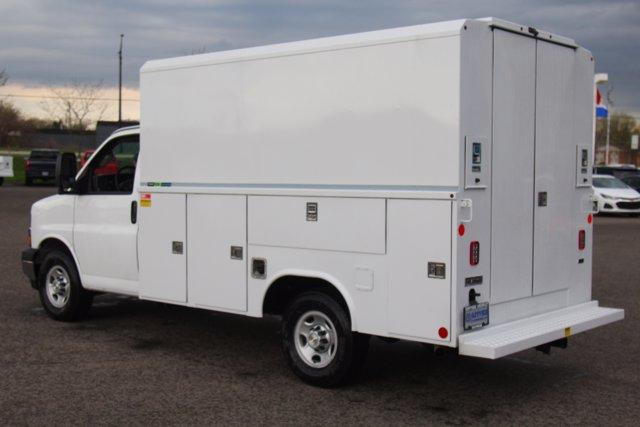 2020 Chevrolet Express 3500 4x2, Reading Service Utility Van #901228 - photo 1