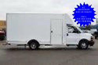 2021 Express 3500 4x2,  Rockport Cargoport Cutaway Van #901378 - photo 1