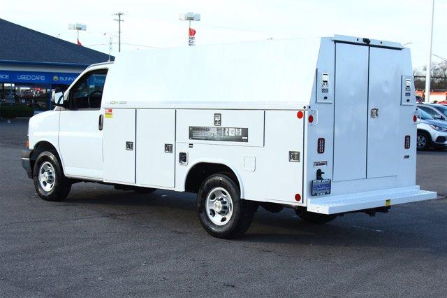 2020 Chevrolet Express 3500 4x2, Reading Service Utility Van #901383 - photo 1