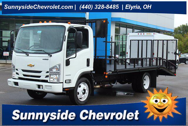2020 Chevrolet LCF 4500 4x2, Wil-Ro Dovetail Landscape #901488 - photo 1