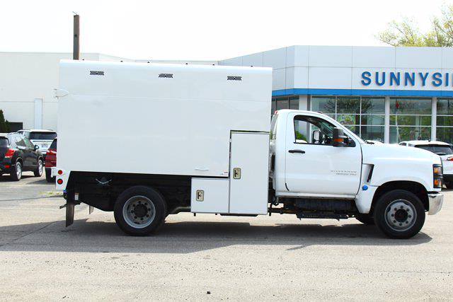2021 Chevrolet Silverado 5500 Regular Cab DRW 4x2, Arbortech Chipper Body #901502 - photo 12