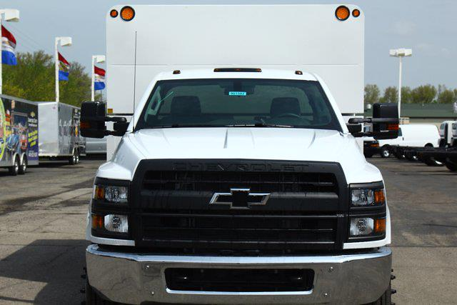 2021 Chevrolet Silverado 5500 Regular Cab DRW 4x2, Arbortech Chipper Body #901502 - photo 3